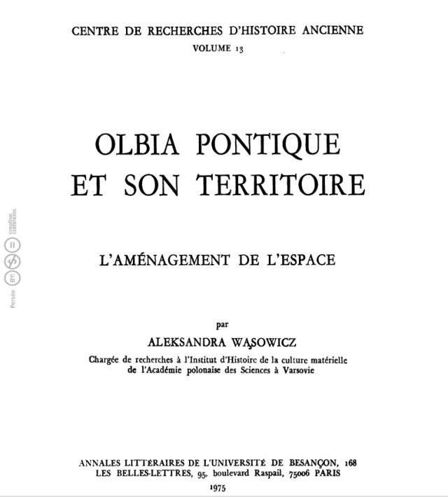 Olbia territoire